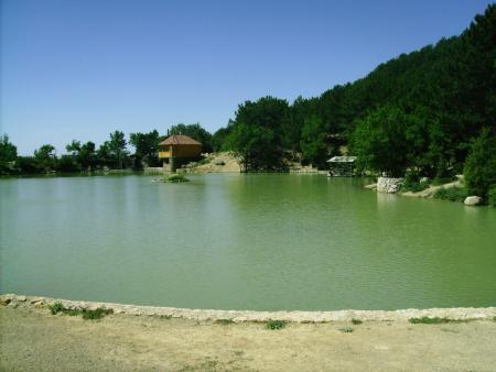 Озеро Васильевка
