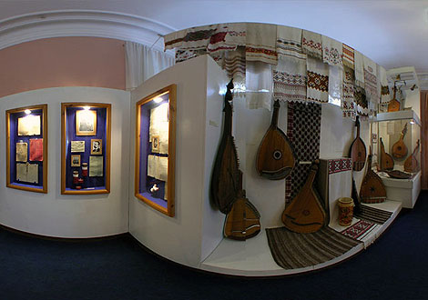 Музей Леси Укрианки